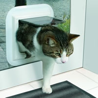 Install cat Flaps in East London